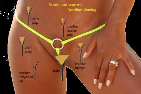 intim waxing für männer